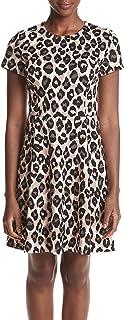 فستان Jessica Howard حريمي بأكمام قصيرة مناسب & Flare