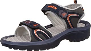 Power Men's United Attari Flip Flops Thong Sandals