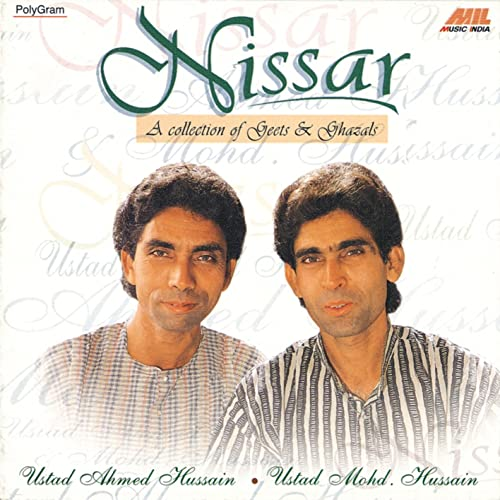 ahmed hussain mohammed hussain ghazals free download mp3