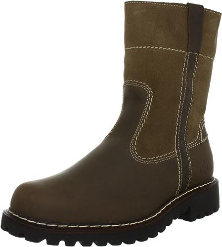 Josef Seibel Schuhfabrik GmbH Chance 21927 LA86 133 - Stiefel de Cuero Nobuck para Hombre