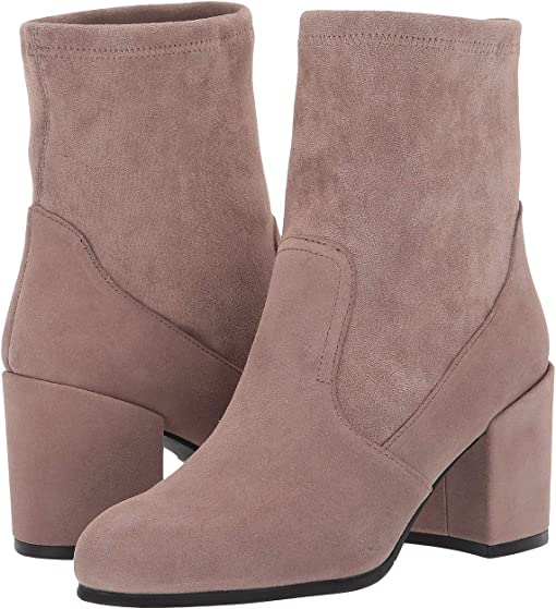 Taupe Suede/Stretch