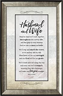 James Lawrence Husband and Wife Soulful Journey Framed Wall Art