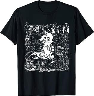 Humongous Entertainment: Pajama Sam Backgrounds T-Shirt