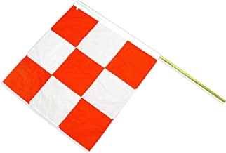 Mutual 14977-5 Heavy-Duty Nylon Airport Flag with 60