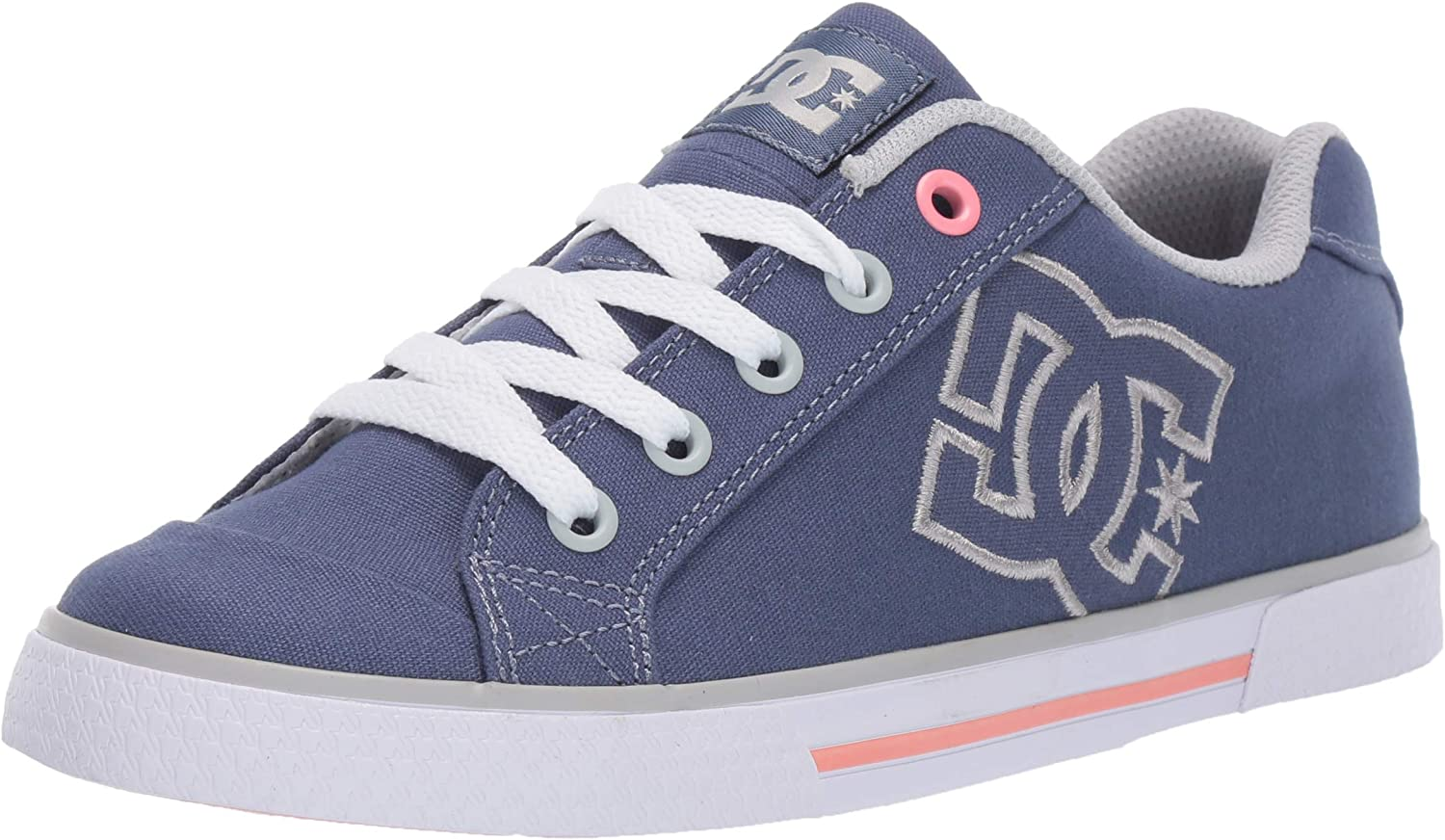 DC 2021new shipping Max 53% OFF free Women's Chelsea Low Top Casual Shoe Skate