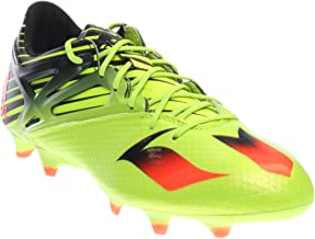 adidas Men's Soccer Messi15.1 Firm/Artificial Ground Cleats