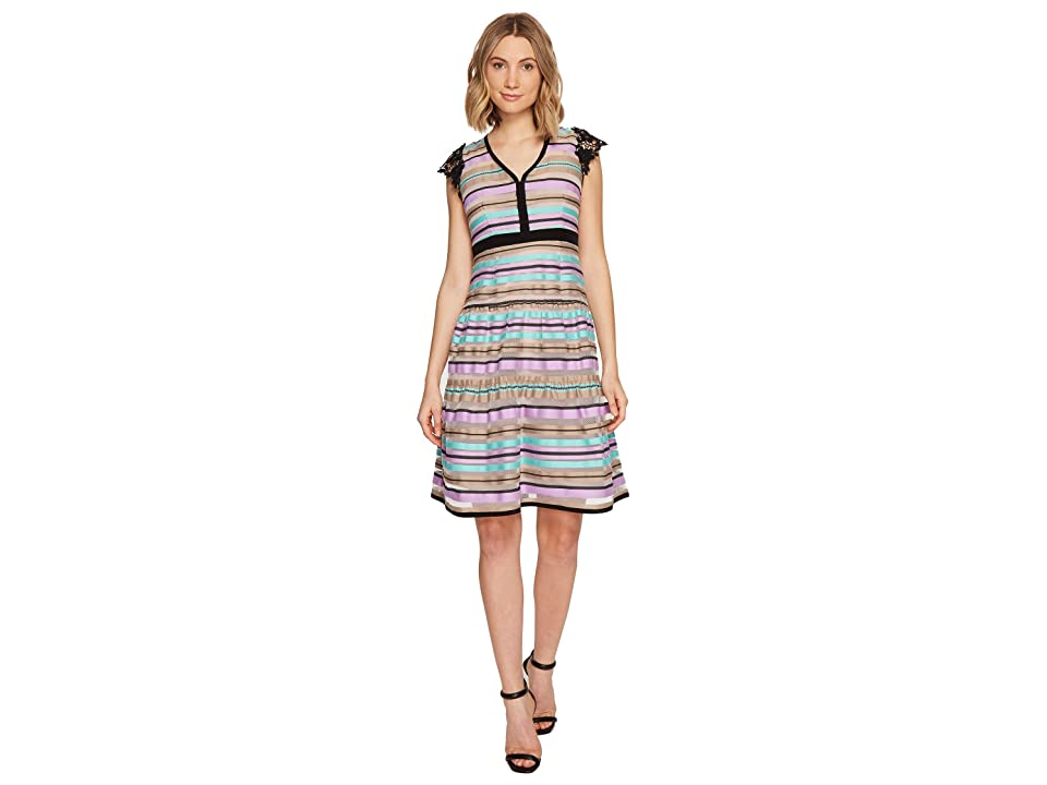Nanette Lepore Magic Potion Dress (Multi) Women