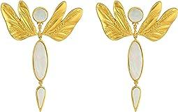 Tory Burch - Dragonfly Earrings