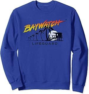 Baywatch Lifeguard Logo Sweatshirt