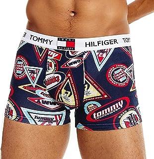 Tommy Hilfiger Boxeador Boxer bóxer Hombre artículo UM0UM01832 Trunk Print