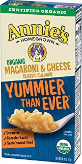 Annie's Classic Mac & Cheese Organic 6 oz Box