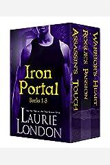 Iron Portal Boxed Set Collection (Books 1-3) (Iron Portal Paranormal Romance Series) Kindle Edition