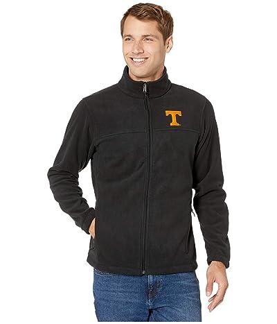 Columbia College Tennessee Volunteers CLG Flankertm III Fleece Jacket (Black) Men