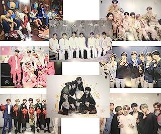Bangtan Boys Map of The Soul: 7 Poster 8 Sheets, Poster Set Bangtan Boys Poster, Jungkook/Jimin/V/Suga/Jin/J-Hope/Rap Mons...