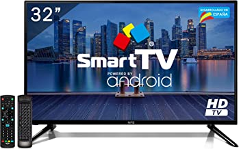 "Televisor 32"" LED NPG Smart TV Android HD + Control"
