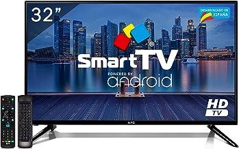 "Televisor 32"" LED NPG Smart TV Android HD + Control"