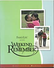 family life presents a weekend to remember conference manual