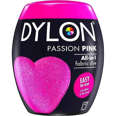 Simplicol Kit de Tinte Textile Dye Intensive Rosa: Colorante ...