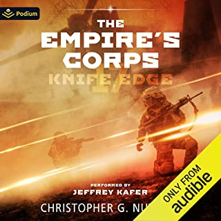 Knife Edge: Empire's Corps, Book 17