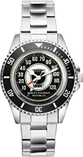 Espeedy V/élo Moto Guidon support Mini imperm/éable Cadran montre Horloge