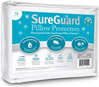 Best 100 cotton body pillow cover Reviews