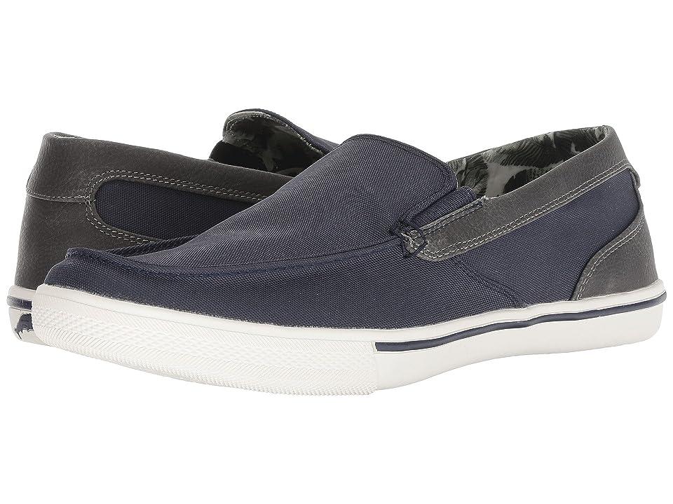 f36012eb86d Tommy Bahama Calderon Venetian (Navy) Men s Slip on Shoes