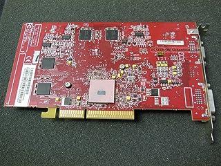 ATI 700488-001 Ati Radeon X700 Pro 256MB Ddr3 S、Agp 4x/8x ビデオカード。 (407 (リニュー)