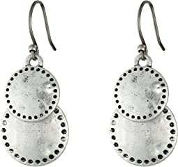 Lucky Brand - Double Drop Earring