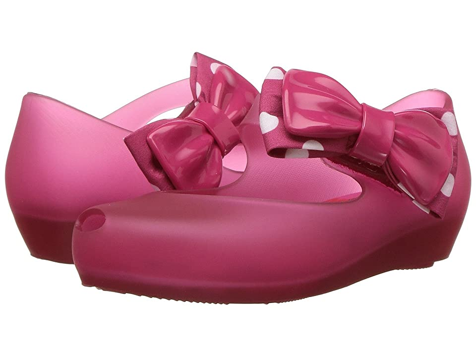 Mini Melissa Mini Ultragirl + Minnie (Toddler/Little Kid) (Pink) Girl