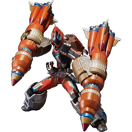 【Amazon.co.jp限定】BANDAI SPIRITS S.I.C. 仮面ライダーフォーゼ ロケットステイツ 約190mm PVC&ABS製 塗装済み可動フィギュア