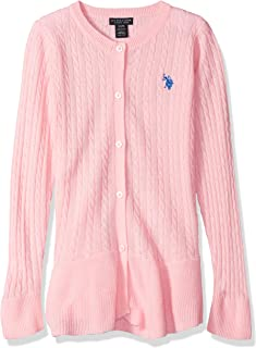 Girls' Pullover Sweater