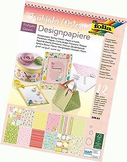 Folia 11749Craft Paper Pack, Multi-Colour