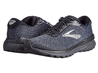 Brooks Adrenaline GTS 20 (Black/Ebony) Men