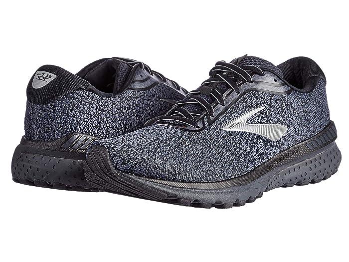 Brooks  Adrenaline GTS 20 (Black/Ebony) Mens Running Shoes