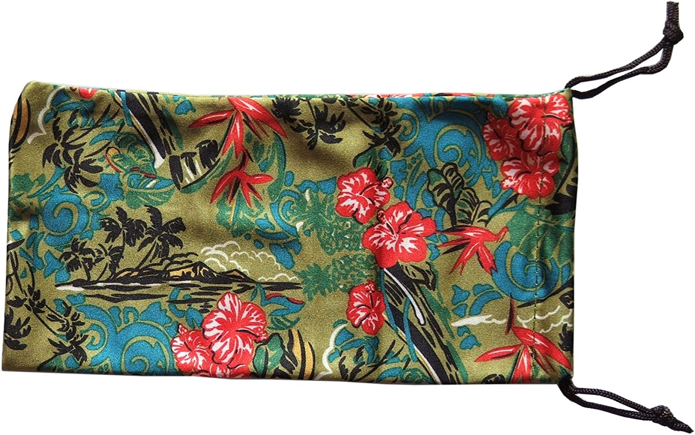 Maui Jim Sunglass Cleaning Cloth Case (Large)