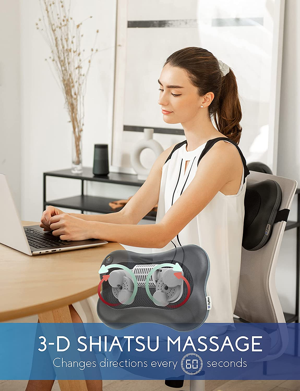 best neck massager consumer reports