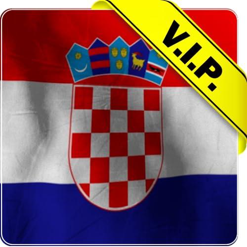 Kroatien Fahne Lwp