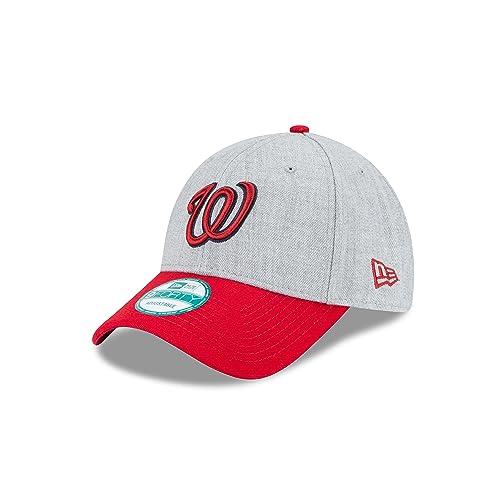 a3cfa2bd48f New Era MLB The League Heather 9Forty Adjustable Cap