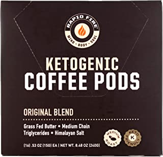 Best rapid fire ketogenic coffee Reviews