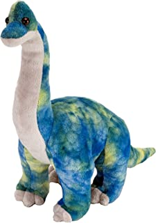 Wild Republic Brachiosaurus Plush, Dinosaur Stuffed Animal, Plush Toy, Gifts for Kids, Dinosauria 10 Inches