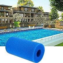 m·kvfa Washable Sponge Foam Cartridge Suitable Pool Reusable Foam Filter Pools Professional Cleaner Equipment