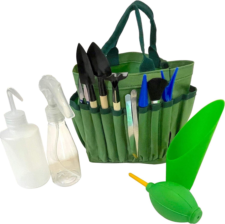 Succulent Kit Organizer Bag Manufacturer 25% OFF direct delivery Gardening Terrarium Tool Set Suppl