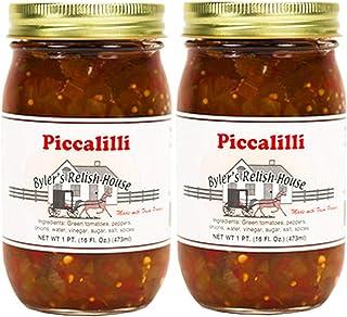 Byler's Relish House Piccalilli 16oz (pack of 2)