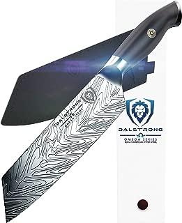 DALSTRONG - Omega Series - BD1N-V - Hyper Steel - w/Sheath (7