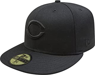 Casquette Fitted Homme Cincinnati Reds 59Fifty Authentic Collection New Era