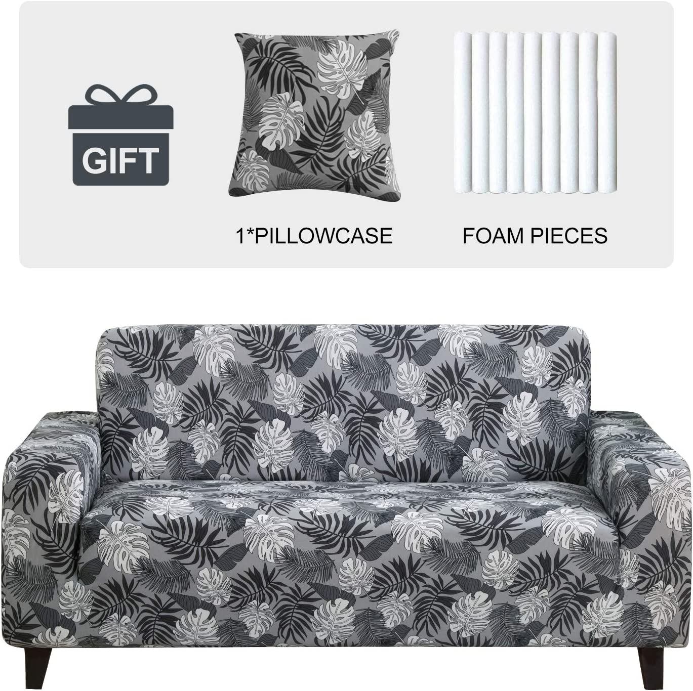 JOYDREAM 1 Piece Selling rankings Loveseat Lovese At the price Covers Stretch Cover
