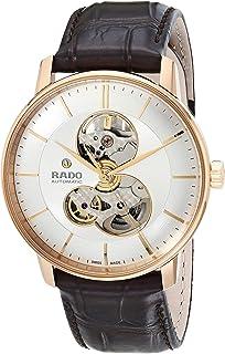 ساعت مچی اتوماتیک سوییسی چرمی کلاسیک Rado Unisex Coupole