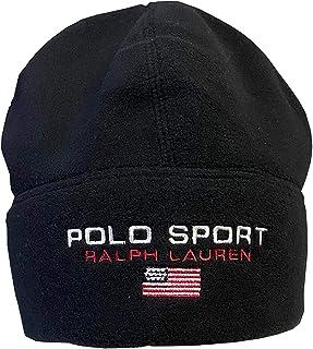ポロ ラルフローレン POLO RALPH LAUREN ニット帽 ニットキャップ POLO SPORT BEANIE メンズ レディース 帽子 スポーツ アメリカ 国旗 USA [並行輸入品]