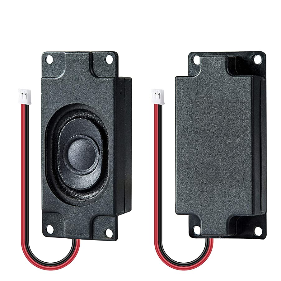 CQRobot Arduino Speaker 3 Watt 8 Ohm, JST-PH2.0 Interface. It is Ideal for a Variety of Small Electronic Projects.
