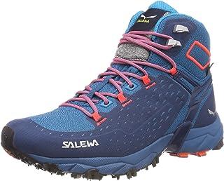 SALEWA WS Alpenrose Ultra Mid Gore-Tex, Zapatos de High Rise Senderismo Mujer